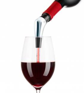 Vertedor De Vino Lento Vacu Vin