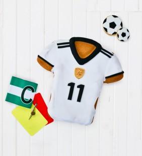 Molde Camiseta Fútbol 29 Cm Birkmann