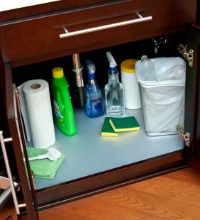 Base Protectora Muebles Cocina Y Baño Clear Contact