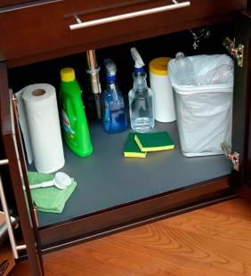 Base Protectora Muebles Cocina Y Baño Gris Contact