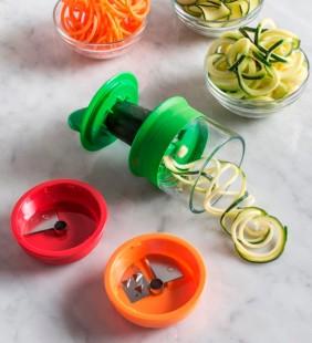 Cortador Verduras Espiral 3 Piezas Oxo