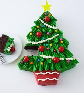 Molde Arbol Navidad 13 X 10 Cm Birkmann