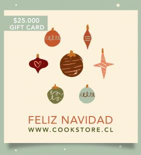 Gift Card Digital $25.000