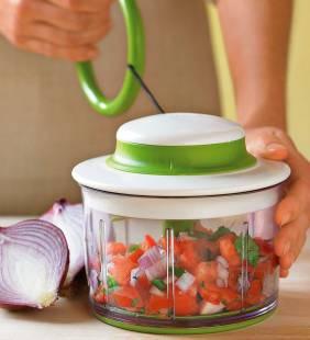 Picador Verduras Chopper Arugula Chef'n