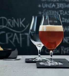 Set 4 Copas Cristal Cerveza Tulip Spiegelau