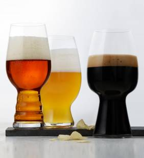 Set 3 Copas Cristal Cerveza Desgustación Spiegelau