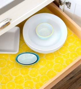Cubierta Protectora Cocina Y Refrigerador Limones Contact