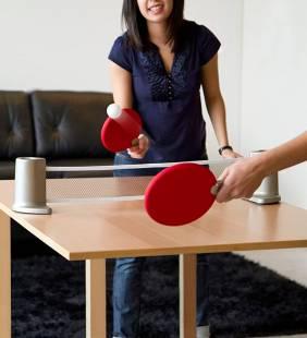 Set Ping Pong Portátil Umbra