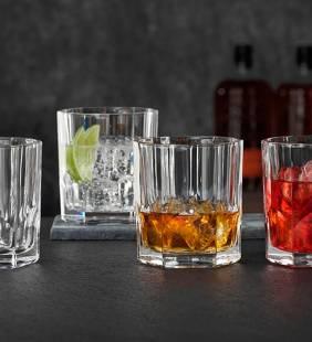 Set 4 Vasos Whisky Aspen Nachtmann