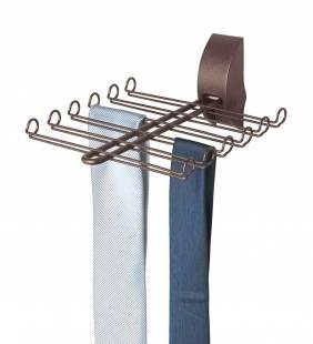 Colgador Corbatas y Cinturones Classico Interdesign