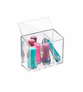 Caja Organizadora Cosméticos Vanity Interdesign
