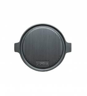 Plancha Grill Reversible Circular 33Cm La Créole
