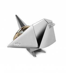 Porta Anillo Pájaro Origami Umbra