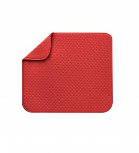 Mat Secaplatos Rojo Aspen