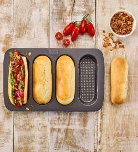 Molde 4 Panes Hot Dog Birkmann